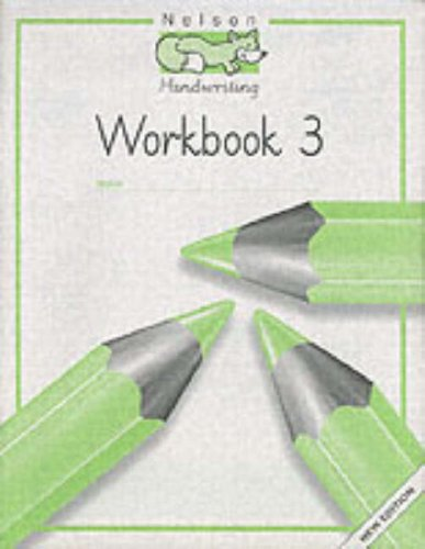 9780174246787: Nelson Handwriting - Workbook 3 (X8)