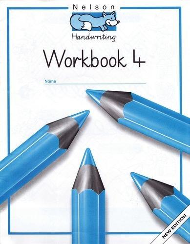 9780174246794: Nelson Handwriting - Workbook 4 (X8)