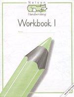 9780174246923: Nelson Handwriting - Workbook 1
