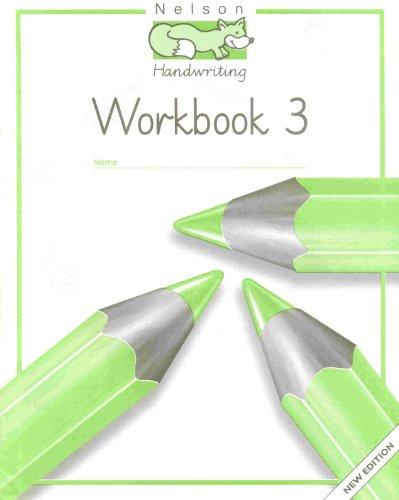 9780174246947: Nelson Handwriting - Workbook Three: 3