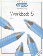 9780174246961: Nelson Handwriting - Workbook Five