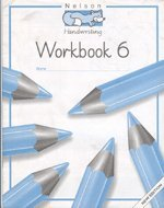 9780174246978: Nelson Handwriting - Workbook Six: Workbook 6