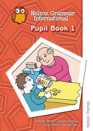 9780174247036: Nelson Grammar - Pupil Book 1
