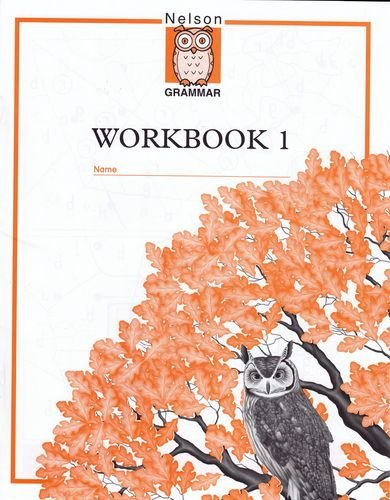9780174247074: Nelson Grammar - Workbook 1 (X8)
