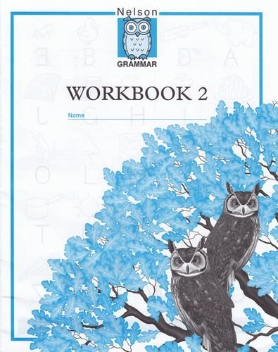 9780174247081: Nelson Grammar - Workbook 2 (X8)
