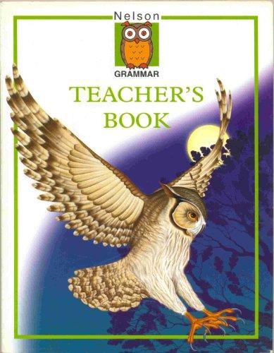 9780174247173: Nelson Grammar Teacher's Book
