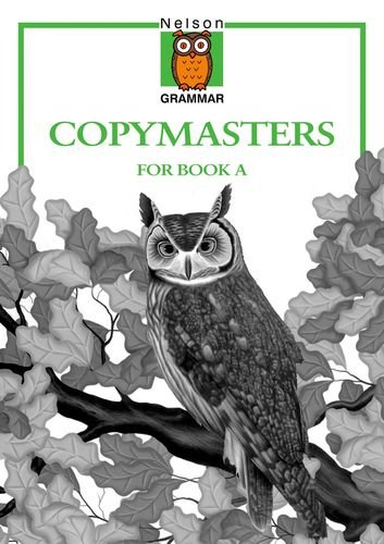 9780174247197: Nelson Grammar Copymasters Book a