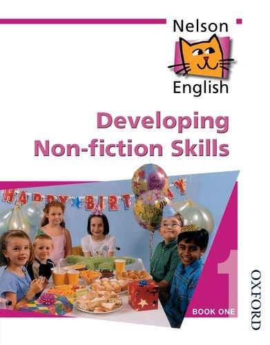 9780174247319: Nelson English - Book 1 Developing Non-Fiction Skills (Bk.1)