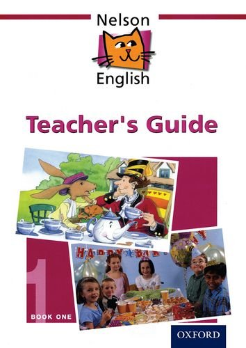 9780174247340: Nelson English - Book 1 Teacher's Guide
