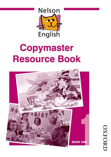 9780174247418: Nelson English - Book 1 Copymaster Resource Book: Copymaster Resource Book Bk. 1