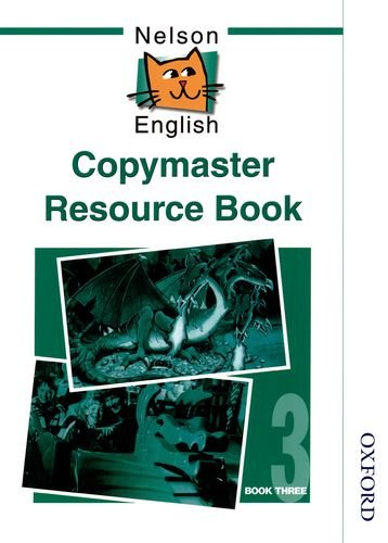 9780174247531: Nelson English Copymaster Resource Book 3: Copymaster Resource Book Bk.3