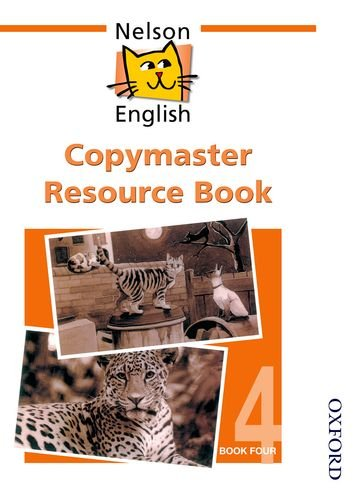 9780174247548: Nelson English - Book 4 Copymaster Resource Book: Copymaster Resource Book Bk. 4