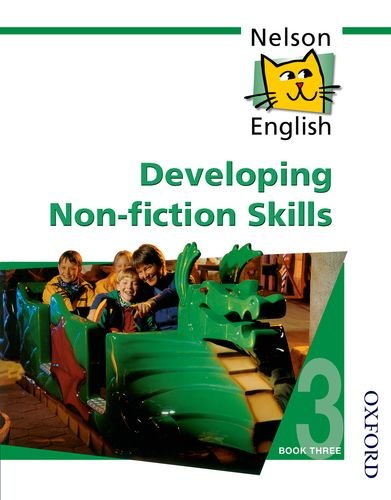 9780174247562: Nelson English - Book 3 Evaluation Pack New Edition: Nelson English - Book 3 Developing Non-Fiction Skills: Developing Non-fiction Skills Bk.3