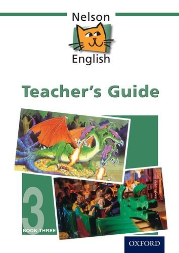 9780174247579: Nelson English - Book 3 Evaluation Pack New Edition: Nelson English - Book 3 Teacher's Guide: Teachers Guide Bk. 3