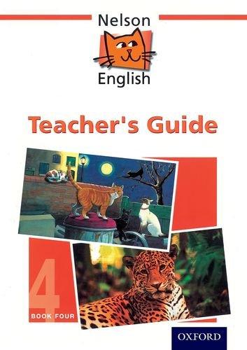 9780174247722: Nelson English - Book 4 Teacher's Guide (Bk. 4)