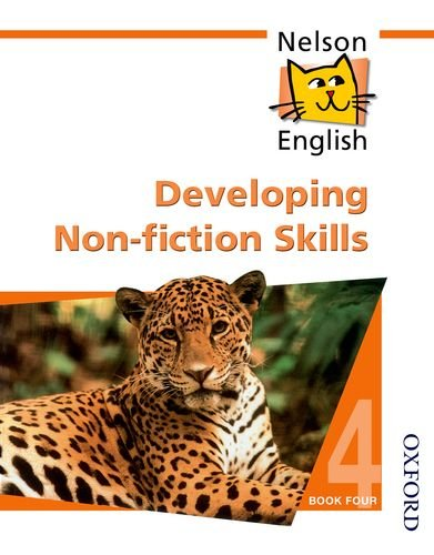 9780174247746: Nelson English - Book 4 Evaluation Pack New Edition: Nelson English - Book 4 Developing Non-Fiction Skills: Developing Non-fiction Skills Bk. 4