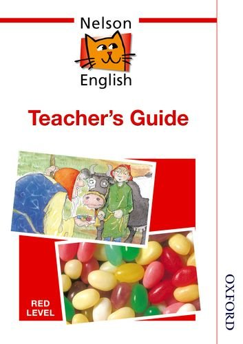 9780174248026: Nelson English - Red Level Teacher's Guide