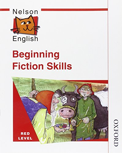 9780174248040: Nelson English - Red Level Beginning Fiction Skills