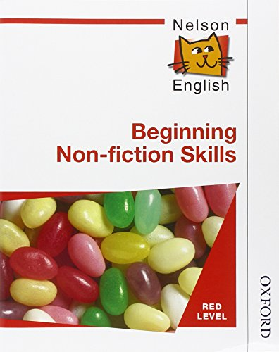 9780174248057: Nelson English - Red Level Beginning Non-Fiction Skills