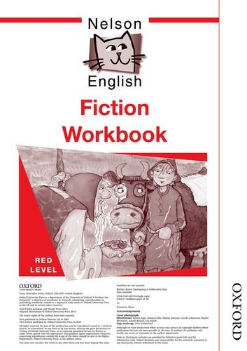 9780174248064: Nelson English - Red Level Fiction Workbook (X10)