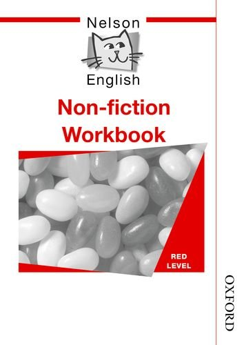 9780174248071: Nelson English - Red Level Non-Fiction Workbook (X10)