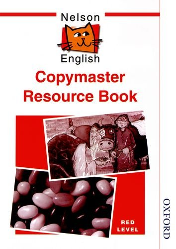 9780174248132: Nelson English - Red Level Copymaster Resource Book