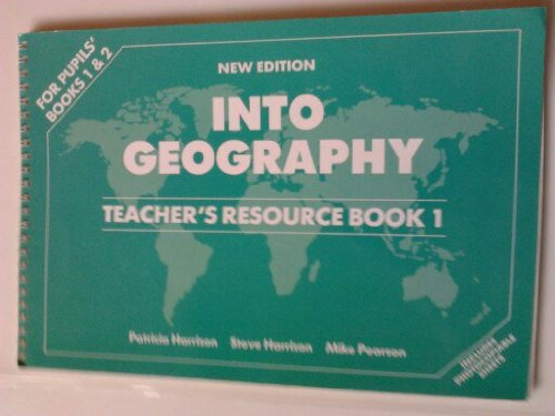 9780174250555: Into Geography: Teacher's Resource Book 1