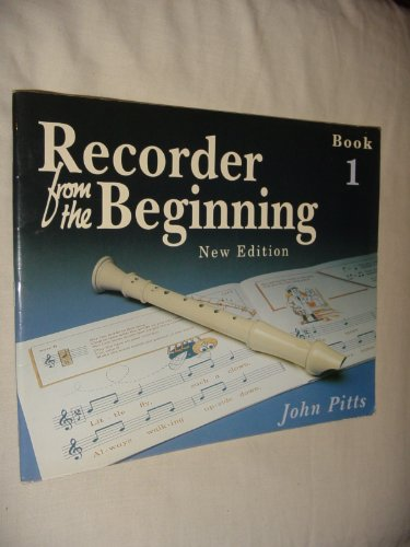9780174270560: Recorder from the Beginning: Bk. 1