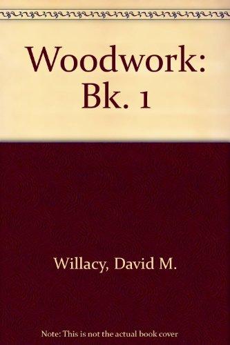 9780174310181: Woodwork: Bk. 1