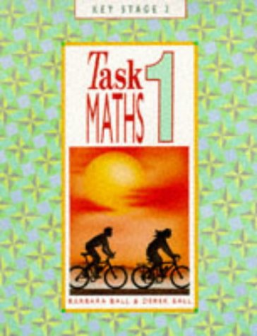 9780174311621: Task Maths: Key Stage 3 (Bk.1)