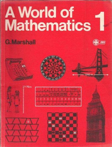 9780174312161: World of Mathematics: Bk. 1