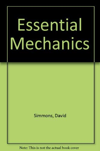 9780174312819: Essential Mechanics