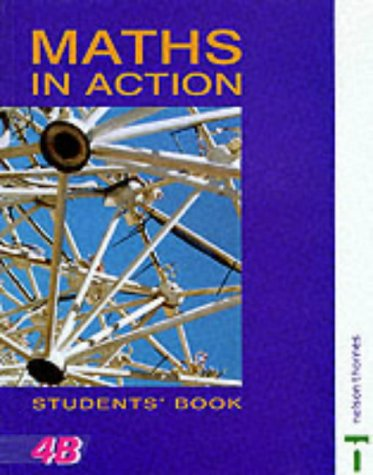 9780174314387: Mathematics in Action Book 3b Pupil's Book (Bk. 4B)