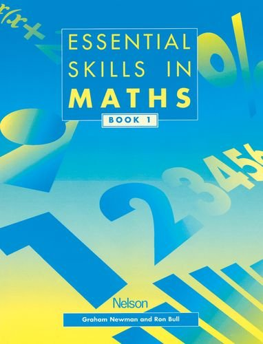 9780174314400: Essential Skills in Maths - Students' Book 1