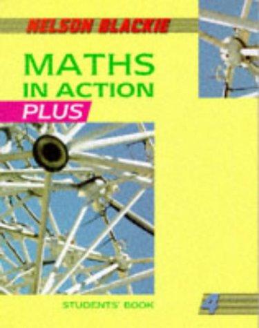 9780174314585: Maths in Action Plus: Bk. 4