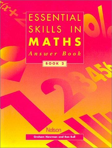 9780174314646: Essential Skills in Maths - Answer Book 2 (Essential Numeracy)