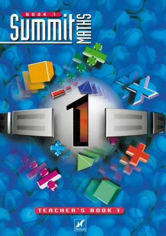 9780174314936: Summit Maths: Teacher's Book Bk.1