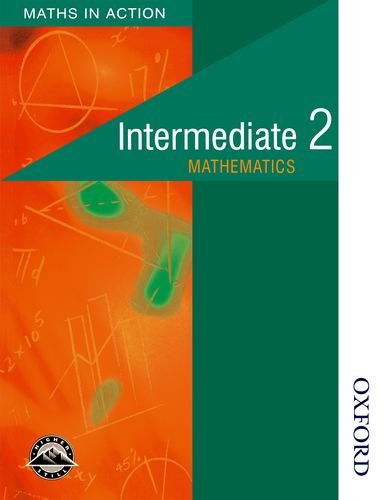 9780174314943: Intermediate 2 Mathematics (Maths in Action)