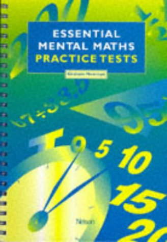 9780174315001: Essential Mental Maths Practice Tests