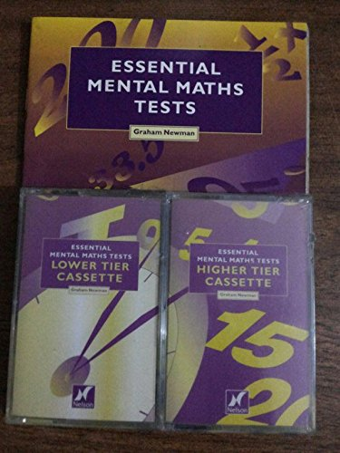 9780174315162: Essential Mental Maths Tests
