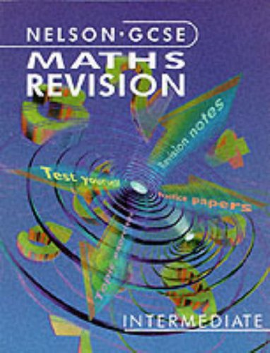9780174315339: Nelson GCSE Maths - Revision Intermediate