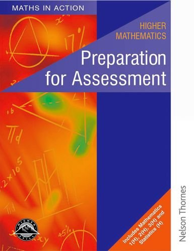 9780174315407: Maths in Action - Higher Mathematics Preparation for Assessment
