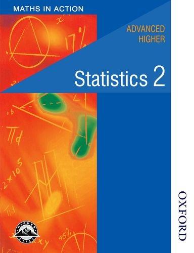 9780174315452: Maths in Action - Higher Advanced Statistics 2
