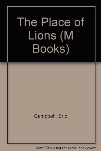 9780174323426: The Place of Lions (M Books)