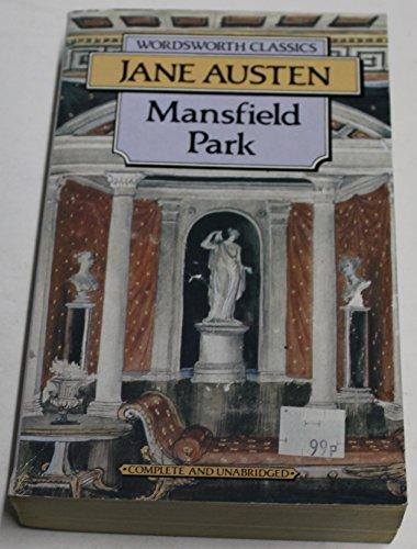 MANSFIELD PARK: JANE AUSTEN