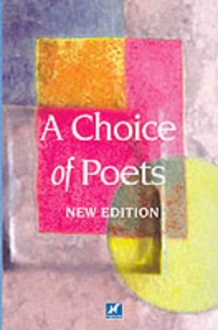 9780174326076: A Choice of Poets