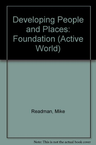 9780174342717: Developing People and Places: Foundation (Active World)