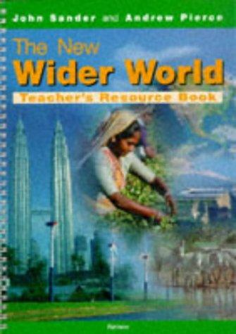 9780174343189: The New Wider World: Teacher's Resource Guide