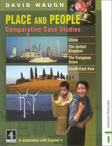 9780174343202: Place and People: Comparative Case Studies (Place & people)