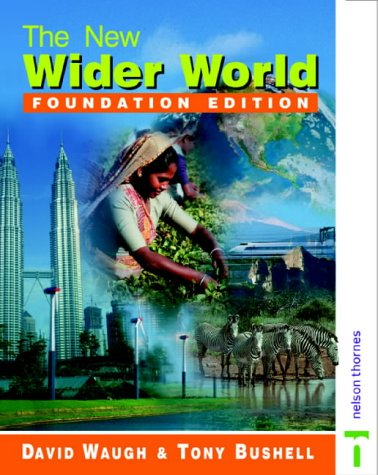 9780174345220: The New Wider World Foundation Edition